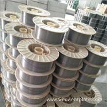 Wear resistant flux cored welding wire